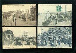 Beau Lot De 54 Cartes Postales De France  Nantes   Mooi Lot Van 54 Postkaarten Van Frankrijk ( 44 ) - 54 Scans - Cartes Postales