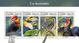 Guinea 2018  Hornbill S201806 - Guinea (1958-...)