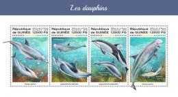 Guinea 2018  Dolphins S201806 - Guinea (1958-...)