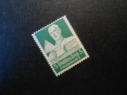 D.R.Mi 558 - 5+2Pf*/MLH  - 1934 - Mi ** 45,00 € - Germany