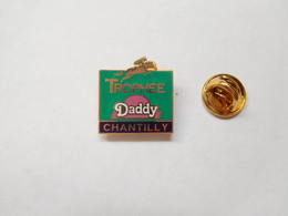 Beau Pin's En EGF , Sucre Daddy , Cheval , Courses Trophée Daddy Chantilly - Alimentation