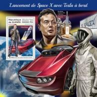 Guinea 2018 Space Car  S201806 - Guinea (1958-...)