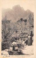20-GHISONI- PAYSAGE DE GHISONI , LE KIRIE ELEISON - Autres Communes
