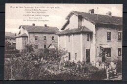 54-Mancieulles, Mines De St-Pierremont, Les Cités Et Jardins Potagers - Other Municipalities