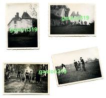 Bardouville ( Corset Rouge) 1933 - Lieux