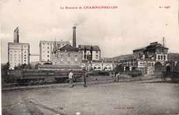 CHAMPIGNEULLES LA BRASSERIE 1916 TBE - Other Municipalities