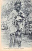 ¤¤  -  SOUDAN  -  Femme Et Enfant à TOMBOUCTOU   -  ¤¤ - Sudan
