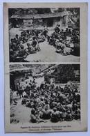 CPA Tibet Agapes De Chrétiens Tibétains Fête Convivials Of Christian Thibetans Missions étrangères De Paris - Tibet