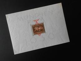 D.R.Mi 649/Block 10*/MLH - 1937 - Mi*70,00 - Germany