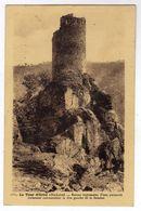 Cpa N° 2665 La Tour D' ORIOL Ruines Imposantes D' Une Puissante Forteresse Commandant La Rive Gauche De La Semène - Sonstige Gemeinden