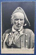 CPA 29 - CMCB 385 - Vieillard De PLOUGASTEL - Coutumes, Moeurs Et Costumes Bretons - Plougastel-Daoulas