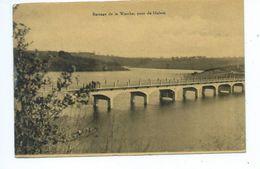 Barrage Warche Pont Halem - Malmedy