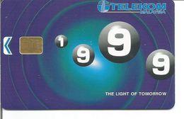 Télécarte De Malaisie - 1999 THE LIGHT OF TOMORROW ( Millenium Edition ) - Malaysia