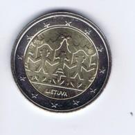 Lituania - 2 Euro Commemorativo Anno 2018 - Festival Della Danza E Della Canzone Lituana - Lituania