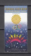 Georgia Georgien 2018 Mi. 710 Youth Olympic Games Buenos Aires Argentina - Georgien