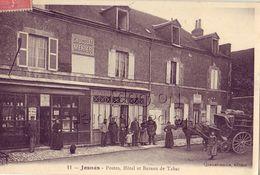 41 11 JOSNES Poste Hôtel Et Bureau De Tabac - France