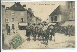 Gray-12° Hussards-Retour De La Revue - Gray