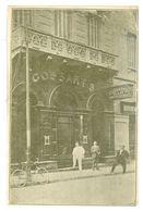 1900, Egypt, Cossarts Bar. Printed Pc, Unused, Advert To Reverse. - Hotels & Restaurants