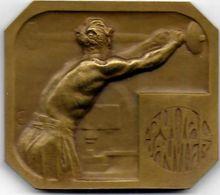 Médaille En Bronze - Duval Janvier - Réduction Et Frappe De Médailles , 22 Rue De Montmorency - Unclassified