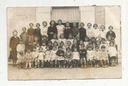 Carte Photo , école , Photo De Classe, Vierge - Schools