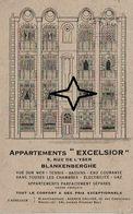 """BLANKENBERGHE - Appartements """"EXCELSIOR"""" - 5, Rue De L'Yser - Blankenberge"""