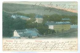 1905, Austria, Wien, Hacking, Railway Panorama Pc. Printed Pc, Used. - Otros