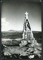 LES MONTS DU FOREZ - COL DU BEAL - ORATOIRE DE MARIE REINE DU MONDE - ERIGEE EN 1957 PAR LES BERGERS SOUS LES DIRECTIVES - France