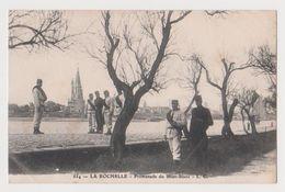 La Rochelle, Promenade Du Bout-Blanc - La Rochelle
