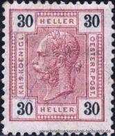 Österreich 1905, Mi. 127 A * Gepr. - Neufs