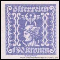 Österreich 1922, Mi. 412 ** - Ungebraucht