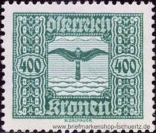 Österreich 1922, Mi. 426 ** - Ungebraucht