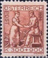 Österreich 1924, Mi. 443 * - Ungebraucht