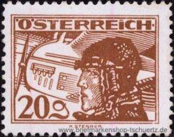 Österreich 1925, Mi. 474 * - Ungebraucht