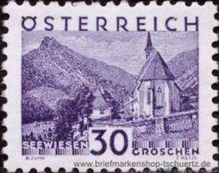Österreich 1932, Mi. 536 ** - 1918-1945 1ère République