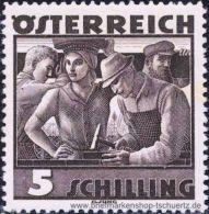 Österreich 1934, Mi. 587 ** - Ungebraucht