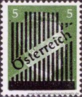 Österreich 1945, Mi. 668 II Gepr. ** - Ungebraucht