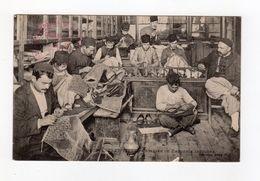 Scènes Et Types - Atelier De Broderie Indigène - Algérie - - Algérie