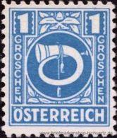 Österreich 1945, Mi. 721-37 ** - Ungebraucht