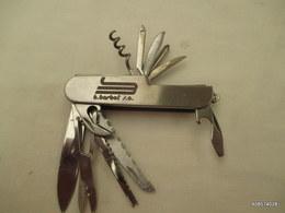Couteau Multifonction  10 Lames  Tres Bon état - Knives/Swords