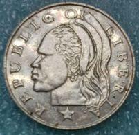 Liberia 25 Cents, 2000 ↓price↓ - Liberia