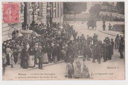 Meaux, Grève Des Boulangers Sept. 1906 - Meaux