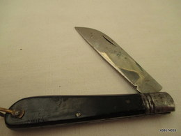 Canif  Noir   Zafrila   Tres Bon état - Knives/Swords