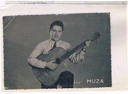 31 MONTREJEAU  LOUIS MUZA (AZUM)  1924 2013 CARTE PHOTO - Montréjeau