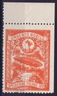 Italy: 1928 Artic Polar Expedition Umberto Nobile Zepplin, Postfrisch/neuf Sans Charniere /MNH/** - 1900-44 Victor Emmanuel III