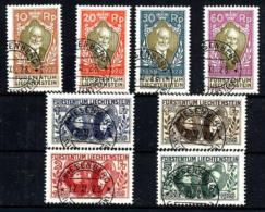 Liechtenstein Nº 82/89 En Usado - Used Stamps