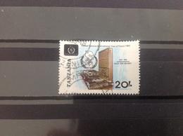 Tanzania - Jaar Van De Vrede (20) 1986 - Tanzania (1964-...)