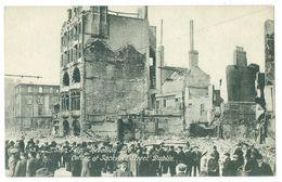 1916, Ireland, Dublin, Sinn Fein Rebellion. Printed Pc, Unused. - Dublin