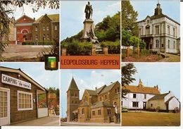 Groeten Uit Leopolsburg-Heppen  (6 Zichten) - Leopoldsburg