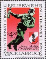 Österreich 1985, Mi. 1821 ** - 1981-90 Nuevos & Fijasellos