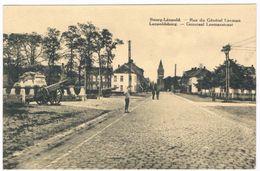 Bourg-Léopold - Generaal Leemanstraat 1932  (Geanimeerd) - Leopoldsburg